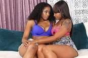 Jamie Sullivan and Nikki Ford