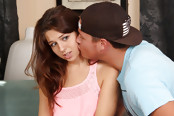 Ariana Grand's Teen Pussy Fucked by Step-Brother