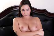Delicious Karlee Grey Takes a Pounding and Swallows!