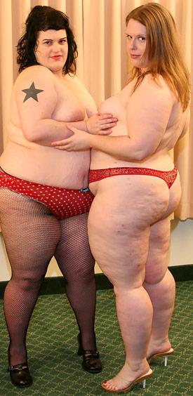 Lesbian Chunkers!
