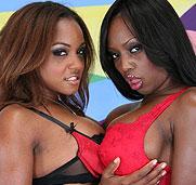 Lesbian Sistas