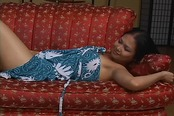 Hot Asian Nyomi Zen Takes Nathan Threats Huge Black Dick