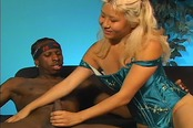 Hot Vanity Slut Fucks The Giant Black Cock