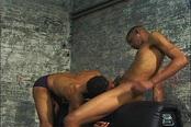 Hot Black Gay Thugs in Basement