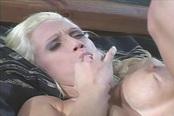 Nasty Blonde Fucking For Cream Pie Cum