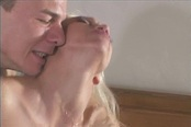 Nasty Blonde Fucking For Cream Pie Cum
