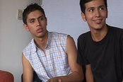 Studying Latinos Have Horny Threeway Sex