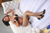 Darling Tranny Leticia's First Time Filmed!