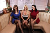 Three Stacked MILFs Desperate For Meat