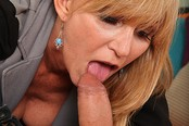 MILF Jessica Flattened By Younger Man