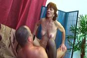 Ivet Is A Horny Granny Ready To Get Fucked