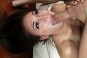Messy Hot Gagging Blowjob by Beautiful Gabriella Patrova