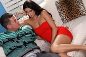 Irresistibly Hot Step-Mom Seduces Stepson for Sex