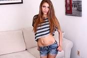 Darling 18-Year-old Teen Rebel Lynn Gets Rage-Fucked