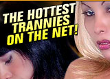 :: TRANNY CENTERFOLD :: Rated The Hottest Tranny Site Online