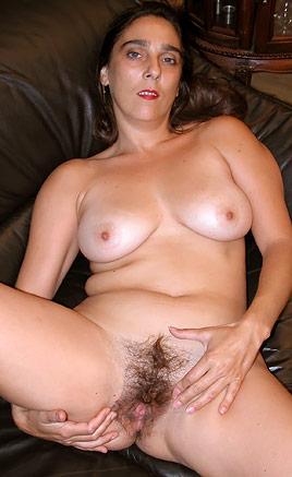 Pierced pussy tattooed tit