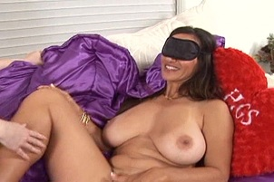 Stacked MILF Persia Monir Pleasured By Hung Stud And Lesbian