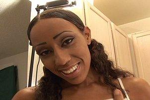 Ebony Beauty Getting Her Asshole Banged