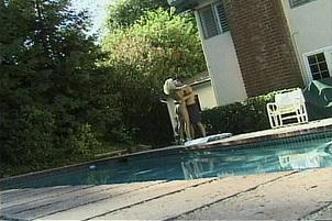 Stacked Cheating Wife Maya Devine Sucks And Fucks Poolside