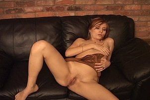 Horny Young Blond Needs To Touch Herself