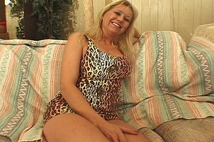 Older Woman Takes On Younger Dick