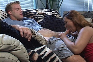 Kylie Rey Is A Horny Cock Sucker Who Wants A Facial