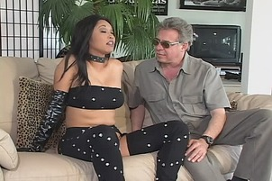 Mika Tan And Nautica Thorn Strap On The Dildo And Fuck