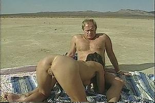 Alexandra Silk Gets Her Stunning Body Fucked In The Desert