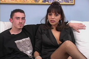 Exotic Angela D Angelo Sucks Cock Like A Pro