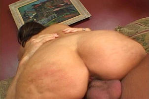 Pierced Pussy Gets Stuffed and Pounded