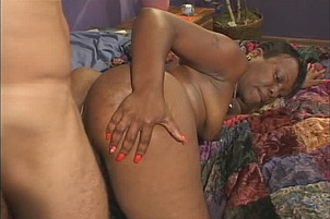 Black Bitch Cookie Sucks And Fucks Like A Pro