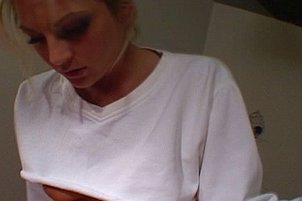 Yummy Blond Reamed In Her Puss POV Style