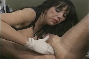 Rod Fontana and Angela D Angelo Doing Some Very Nasty Things in a Dressing Room
