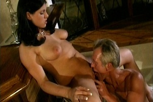 Slutty Brunette Fucked By A Thick Dick