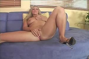 Carmen Rides The Big Bologna Pony