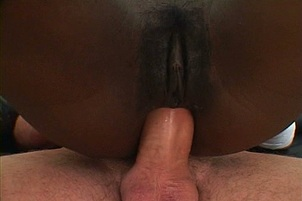 White on Black MMF Threesome with Two Black Chick Lovers