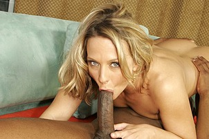 She Loves Swallowing Black Guys Loads