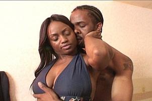 Big Boob Black Pornstar Fucking Big Dick