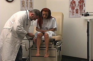 Milf Medical Fantasy Gets Intense