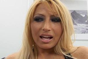 Big Boob Blonde Loves A Hard Fucking