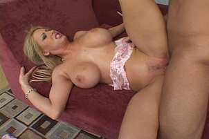 Huge Tits Candy Manson Gobbles The Goop