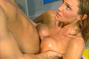 A LifeGuard Teaches Mouth To Cock