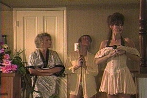 Three Naughty Classic Porn Girls