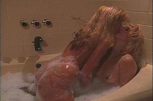 Melanie Moore and P.J. Sparxx Lesbian Sex
