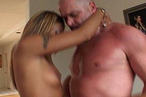 Hot Body Asian Bounces On Massive Prick