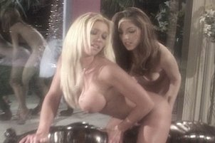 Horny Young Lesbians Desperate To Cum