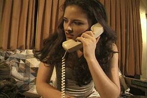 Allysin Chaynes In Wierd Phone Sex Chat