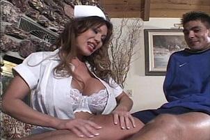 Delicious Nurse Ava Devine Gets Nasty