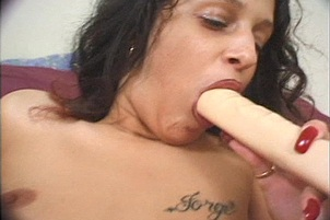 Tight Latina Pussy Stretched On Big Cock