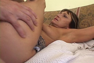 Jillian Struggles with Massive Dick